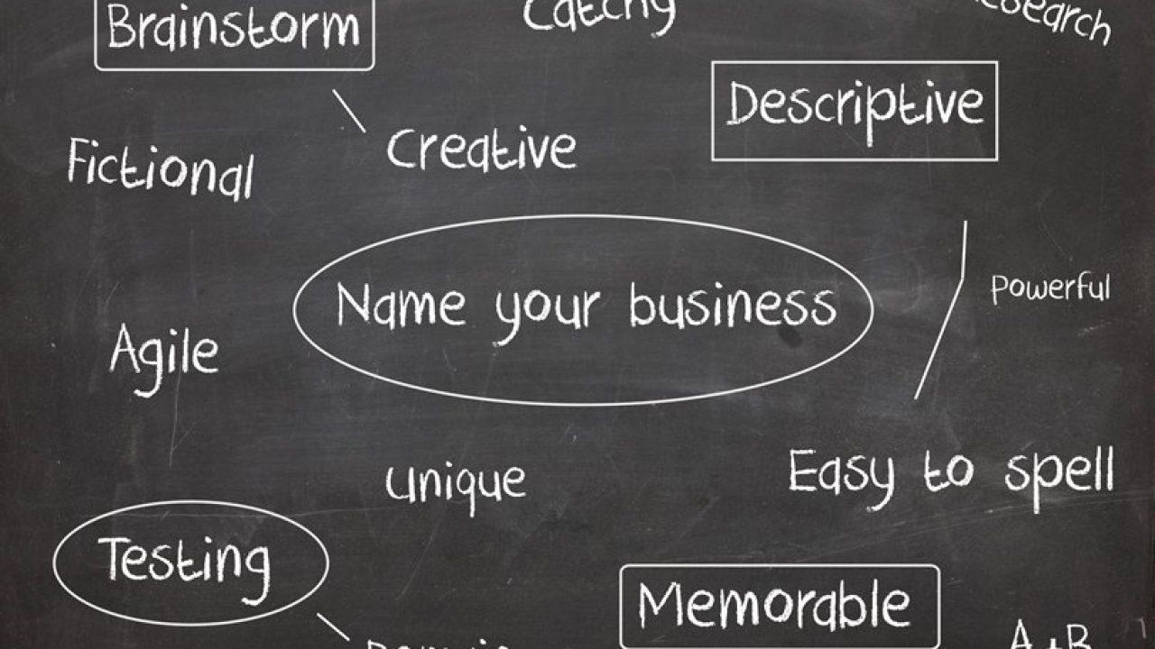 كيف تختار اسم العلامة التجارية ؟ لأن لديك فرصة واحدة فقط للإنطباع الأول